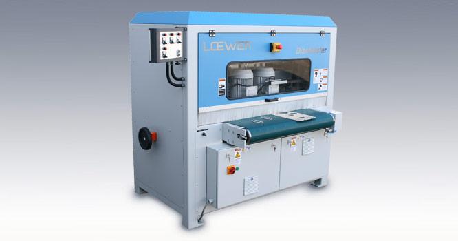 Loewer (ontbraammachine)