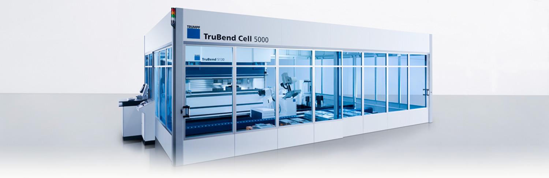 Trumpf – Cell 5000 (TruBend 5170 incl. buigrobot)