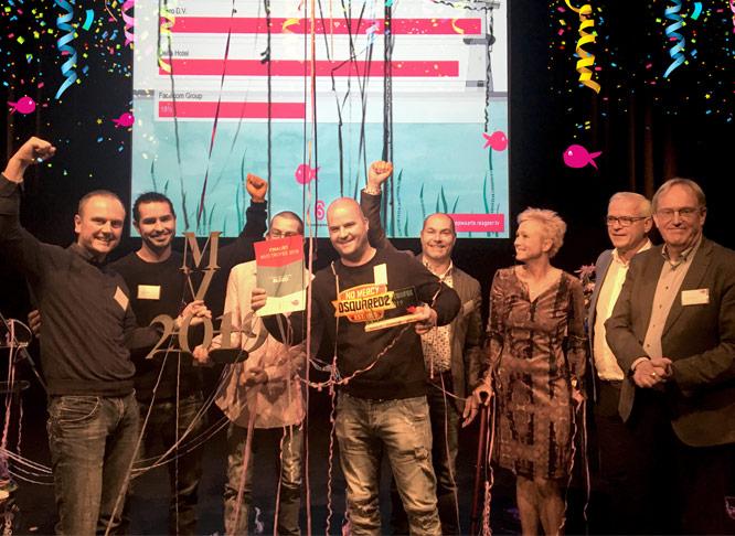 Blozo winnaar MVO-Trofee 2019