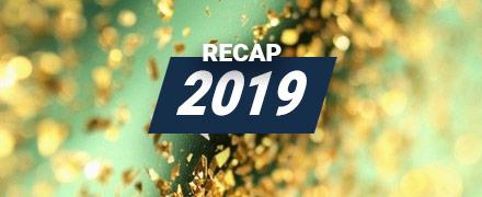 Wat was 2019 een geweldig jaar!